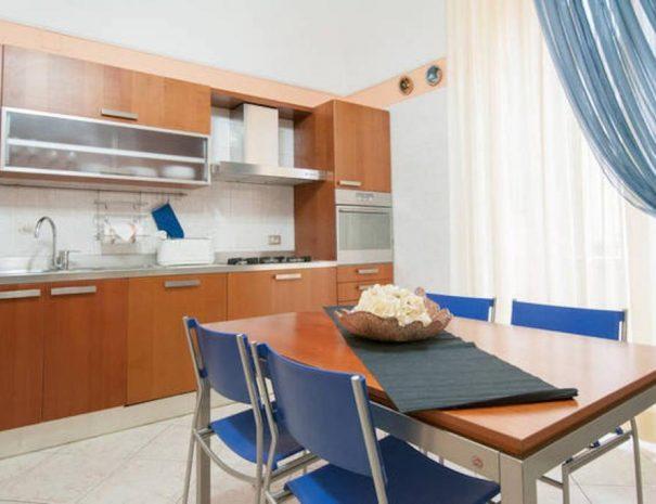 Cucina Turenum Apartment Appartamento Vittorio Emanuele