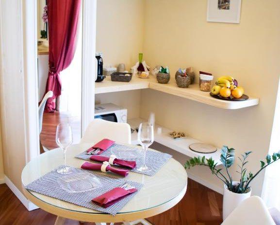 Dettaglio servizio Room Garibaldi | Turenum Apartment Trani