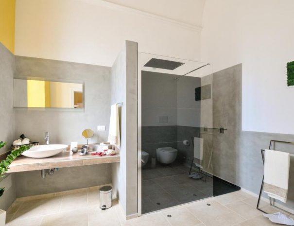 Dettaglio Bagno Room Garibaldi | Turenum Apartment