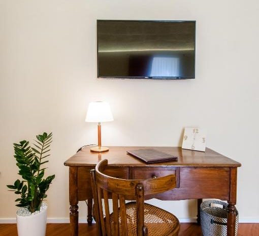 Dettaglio room principe Amedeo Turenum Apartment